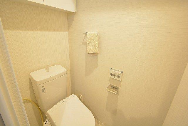 グランドメゾン野沢12F トイレ