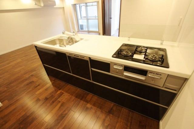 ハイツ赤坂102 キッチン