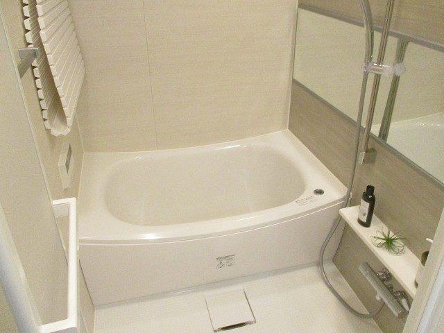 ファミール築地 風呂