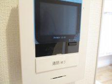 マンション中野坂上21TVモニター付きインターフォン