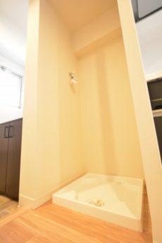 チサンマンション三軒茶屋第2805 洗濯機置場