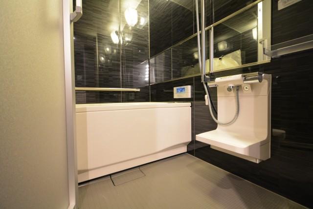 ハイツ赤坂505 バスルーム