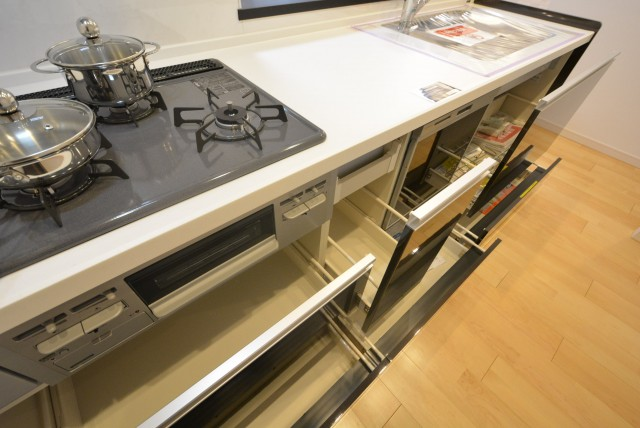 エルアルカサル小石川 キッチン