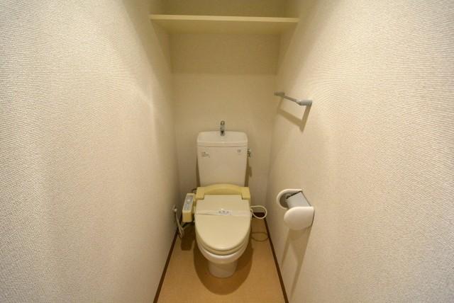 ミリオンガーデン小石川 トイレ