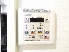 トゥール高輪 浴室換気乾燥機能