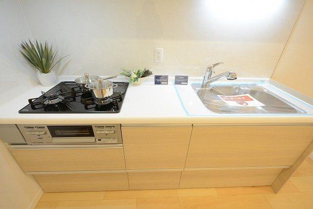 シャンボール小石川 キッチン