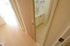 桜丘フラワーホーム 洗面室