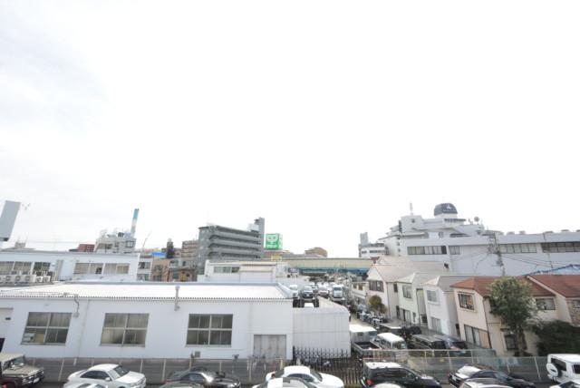 桜丘フラワーホーム バルコニー