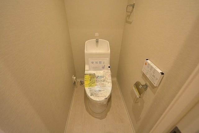 クレール桜新町 トイレ