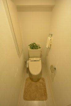 日神プラザ中目黒 トイレ