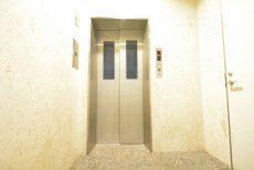ファミールヒルズ目黒東山 エレベーター