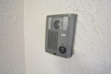 クレール東山 カメラ付きインターフォン