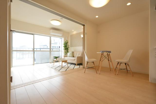 桜丘フラワーホーム DK+洋室2