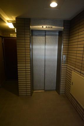 ノワール荻窪 エレベーター
