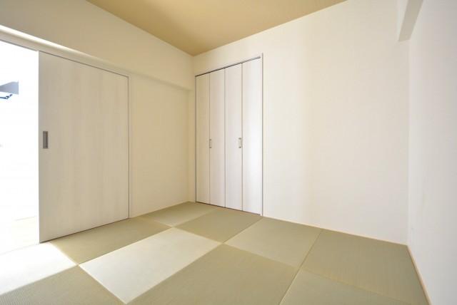 築地永谷コーポラス 和室