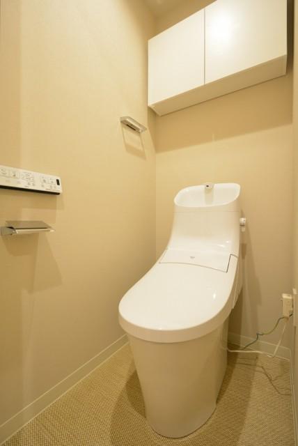 築地永谷コーポラス トイレ