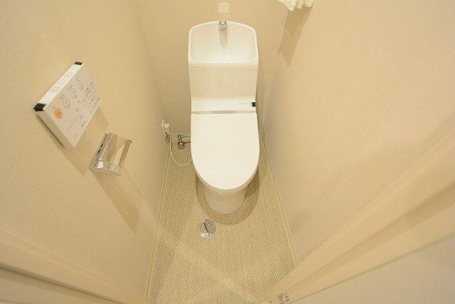 ダイアパレス自由ヶ丘 トイレ