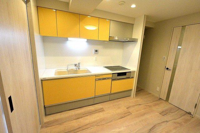 自由ヶ丘第5マンション702 キッチン