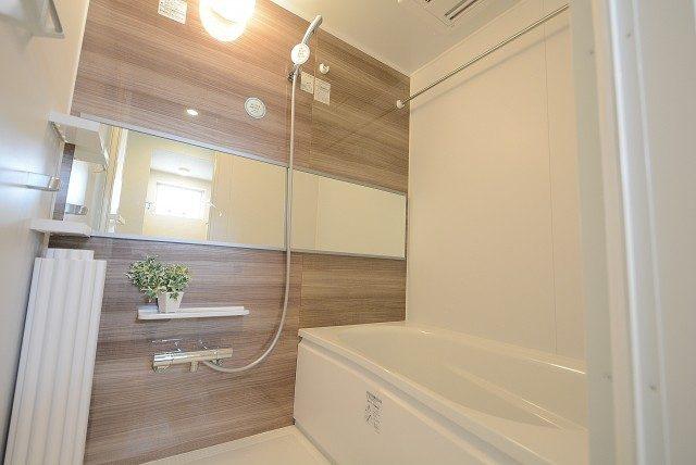 パールハイツ桜上水 浴室