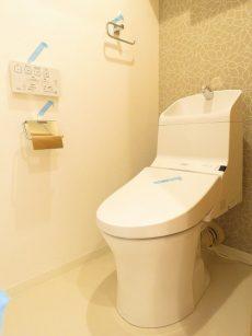 飯田橋第一パークファミリア トイレ