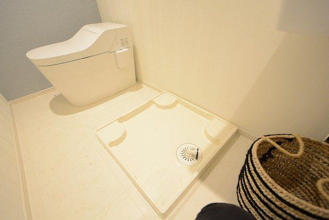 烏山南住宅  トイレ