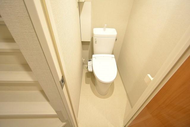 セボン柿の木坂 トイレB1