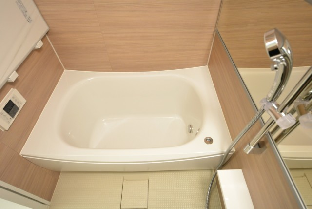 ライオンズマンション上用賀 浴室