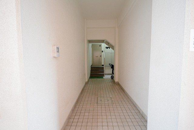 シャルム成城 階段