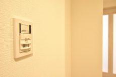 駒沢コーポラス 玄関