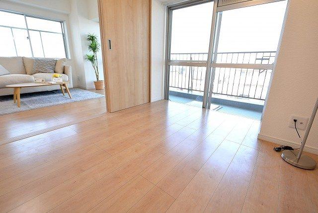 東海経堂マンション4F 洋室