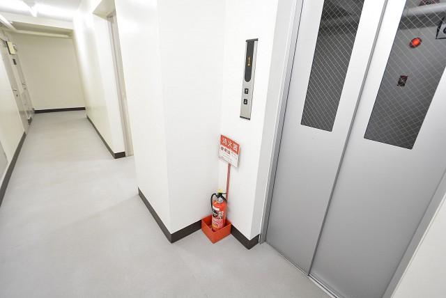 啓明宮前橋マンション エントランス