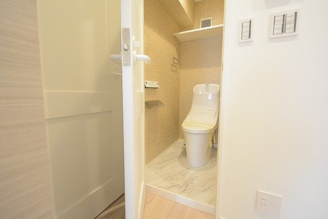 東海経堂マンション トイレ