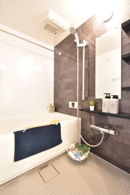 都立大第2コーポラス 浴室