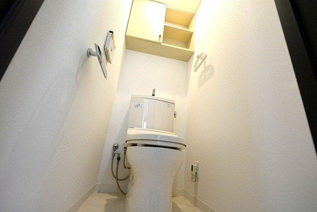 ライオンズマンション上用賀 トイレ