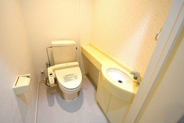 ジェイパーク桜新町トイレ