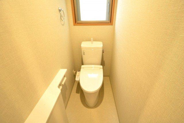 セボン柿の木坂 トイレ1F