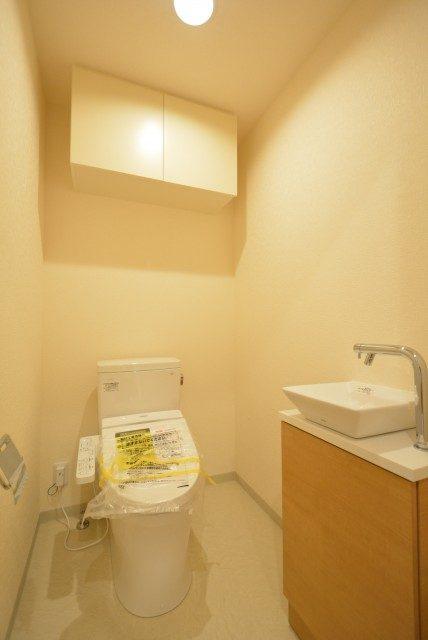 ジェイパーク桜新町 トイレ