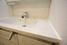 経堂セントラルマンション3F 洗面
