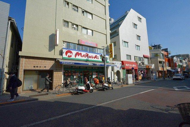 桜新町駅 周辺