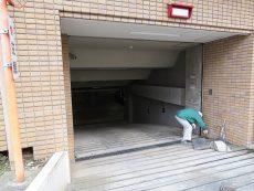 朝日瀬田マンション 駐車場