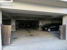 豊栄平町マンション 駐車場