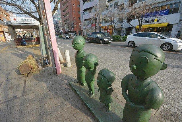 桜新町サザエさん
