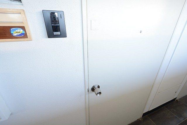 経堂セントラルマンション 玄関