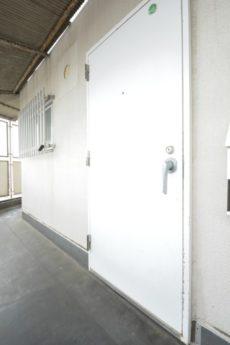 サンモア学芸大マンション 玄関