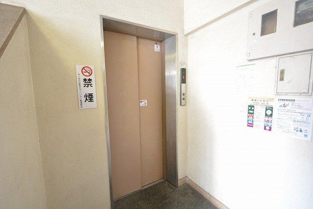 サンモア学芸大マンション エントランス