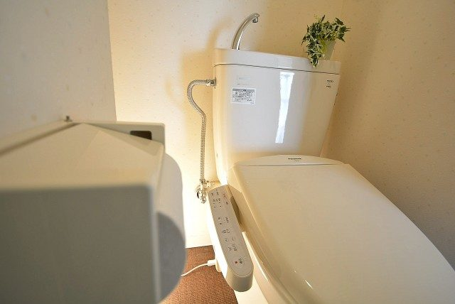サンヨースカイハイツ トイレ