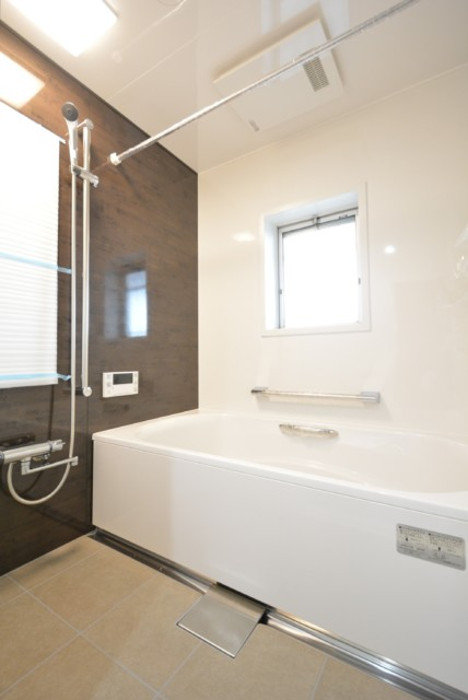 サンモア学芸大マンション 浴室