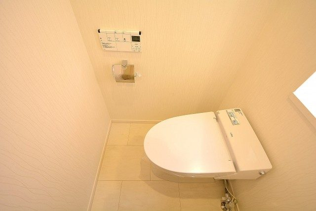 多摩川ハイツ トイレ