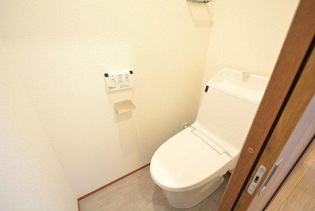 サンモア学芸大マンション トイレ