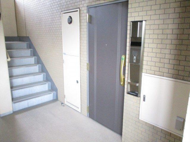 センチュリー巣鴨玄関扉